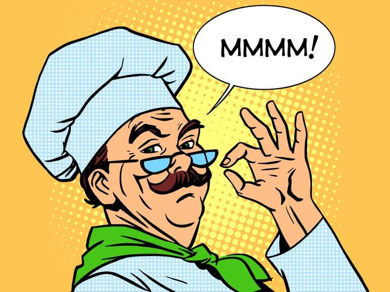 「味」は温度によっておいしさが変わるという雑学