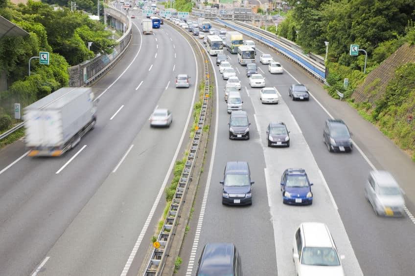 高速道路は50km/hが最低速度についてのトリビア
