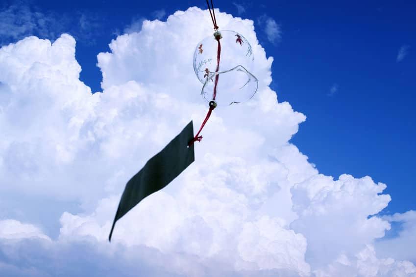 夏の必需品…!風鈴の音を聞くと本当に体温が下がるというトリビアまとめ