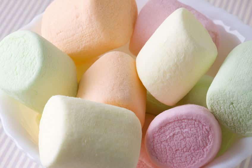 マシュマロの原材料が喉の炎症に効くというトリビア
