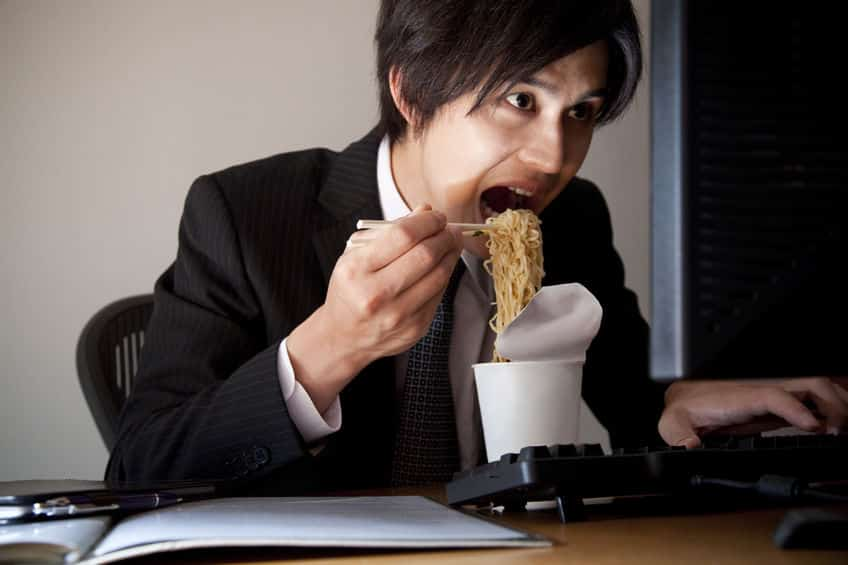 日清の企業努力!カップヌードルのカレー味だけ麺が太い理由についての雑学まとめ