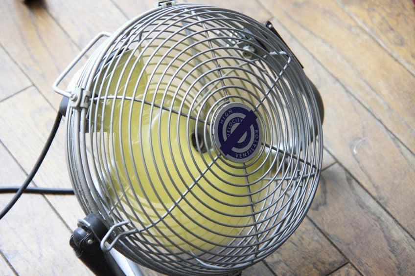 明治23年には日本初の扇風機がつくられたというトリビア