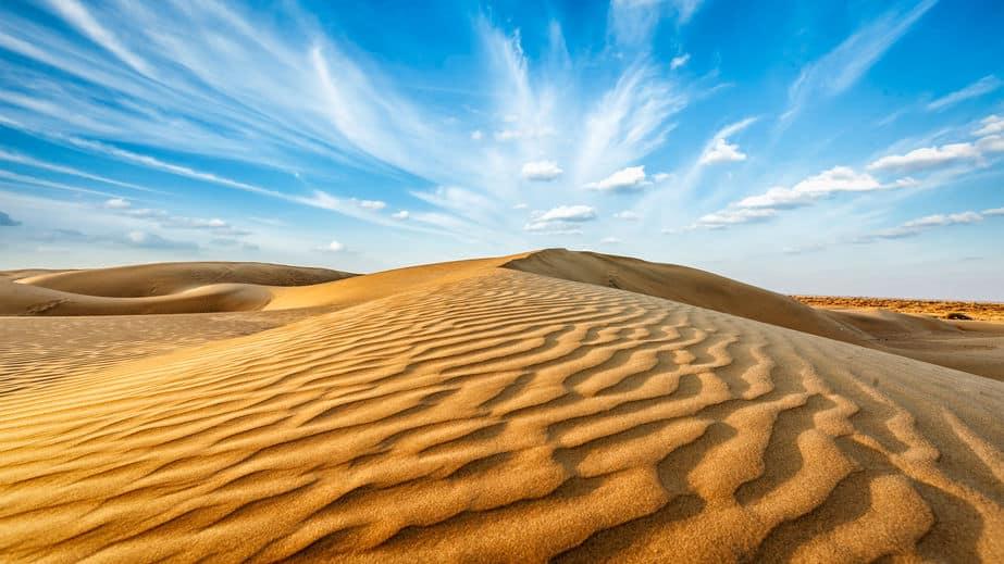 砂漠と砂丘の違い、わかる?鳥取砂丘が砂漠ではない理由についての雑学まとめ