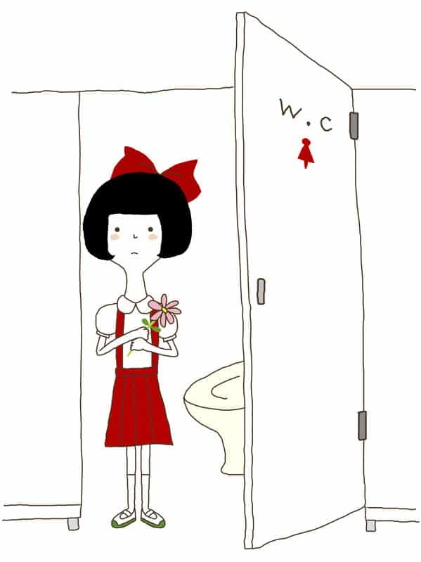 地域によってご当地トイレの花子さんがいるという雑学