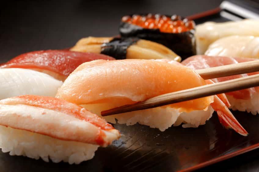 「鮨」と「寿司」の違いに関する雑学