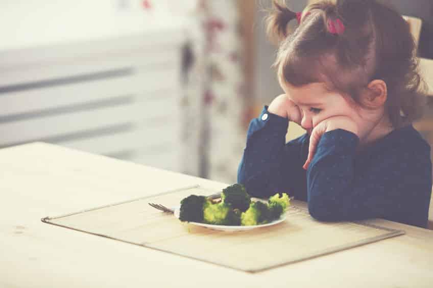 食べ物の好き嫌いが起こる原因とは?についてのトリビア
