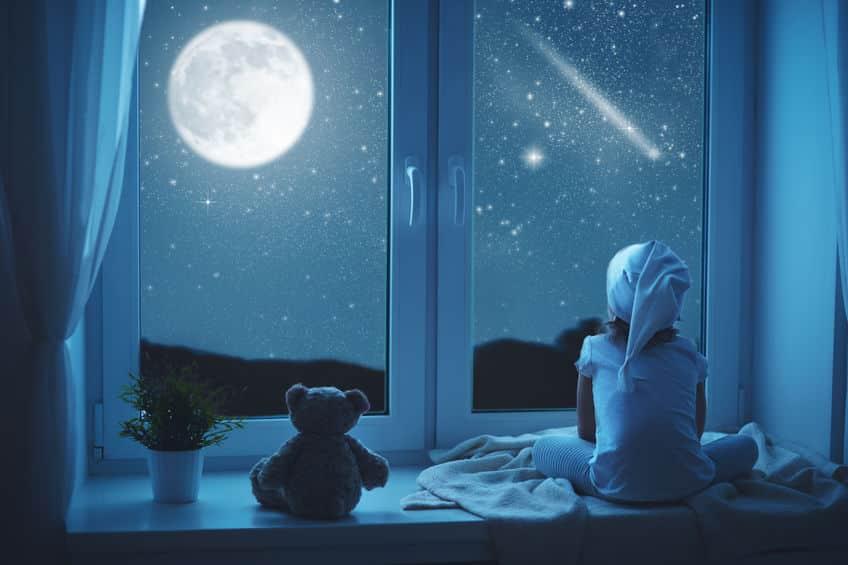 夜寝るときに見やすい夢は?という雑学