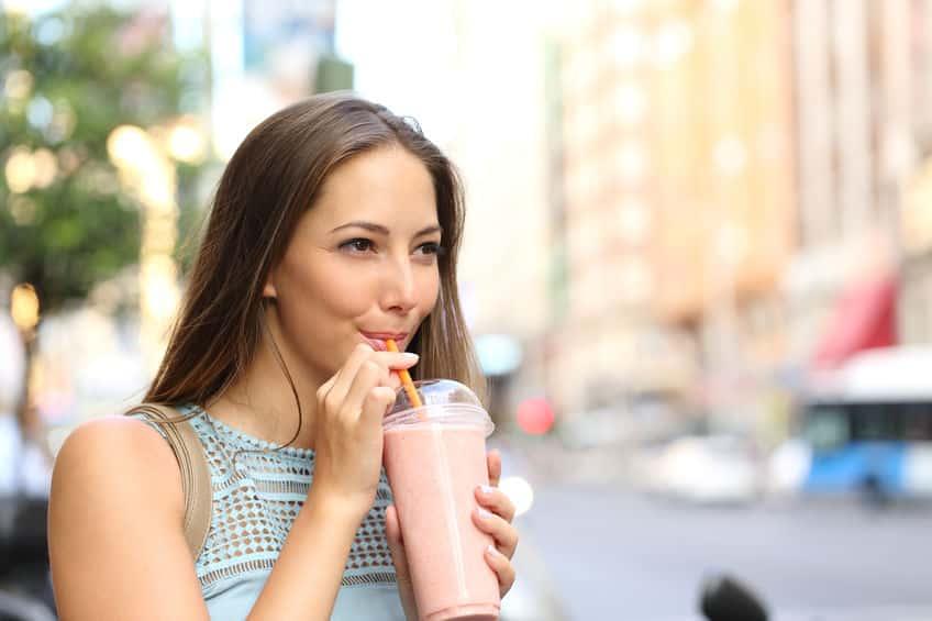 「イチゴジュース」のピンク色の正体に関する雑学