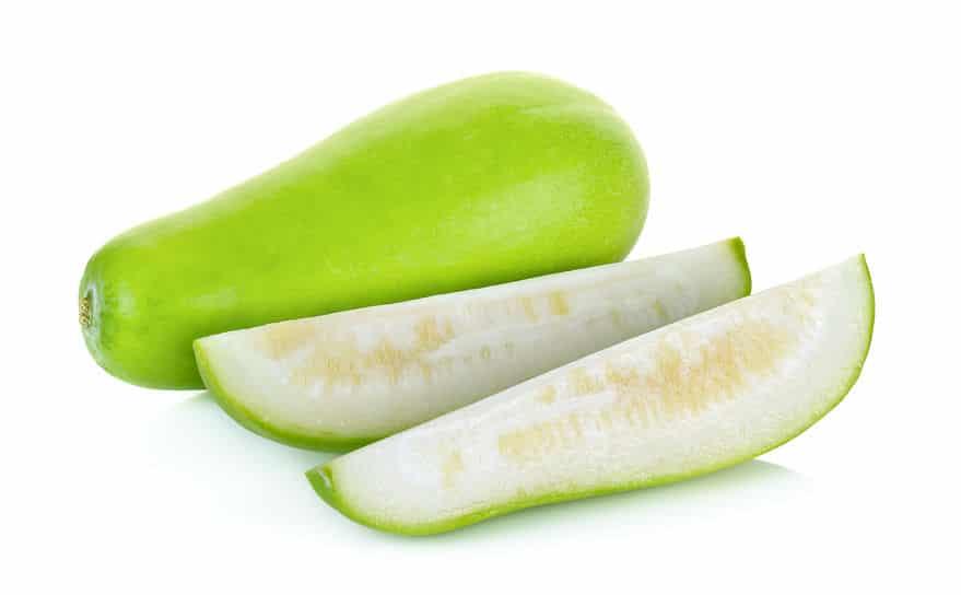 トウガンは夏野菜という雑学