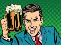 ビール1杯で100万個の脳細胞が死んでいる!?という雑学