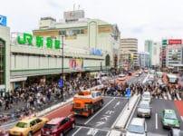 新宿駅は1日の乗降者数が世界一という雑学