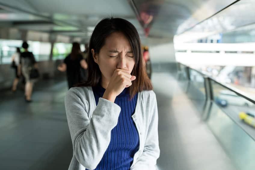 咳一回の消費カロリーは?に関する雑学