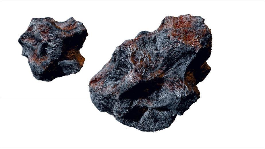 隕石の相場を知ろうというトリビア