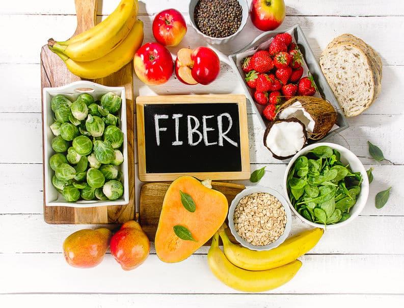 食物繊維の摂取量を増やすと長生きできる可能性があるという雑学