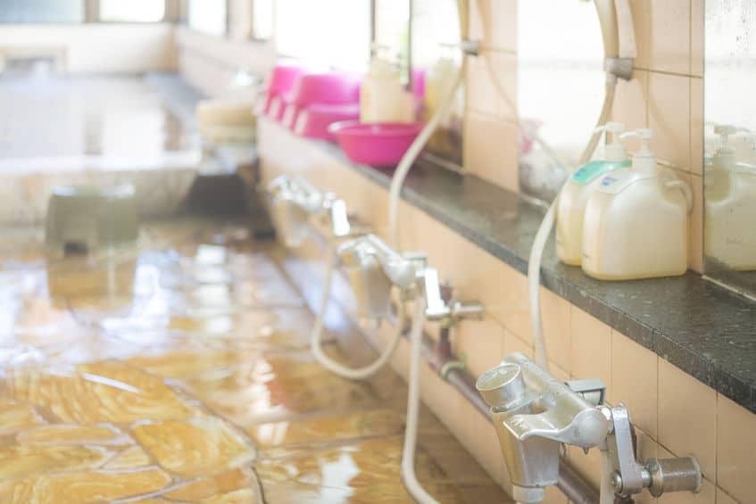 銭湯は庶民の憩いの場だったというトリビア