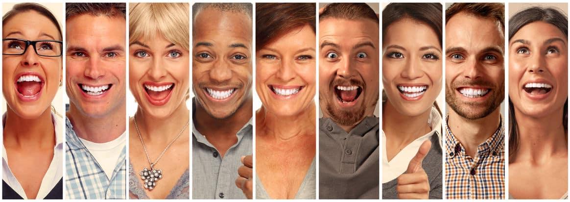 「笑ったらシワが増える」は嘘!という雑学
