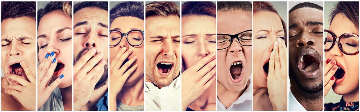 「あくび」を止める方法に関する雑学