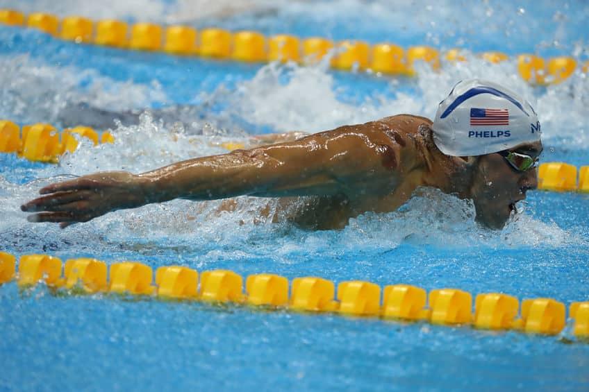 オリンピック第3回大会まで競泳は海で行われていたという雑学