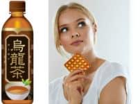 烏龍茶と避妊薬ピルは飲み合わせが悪いという雑学