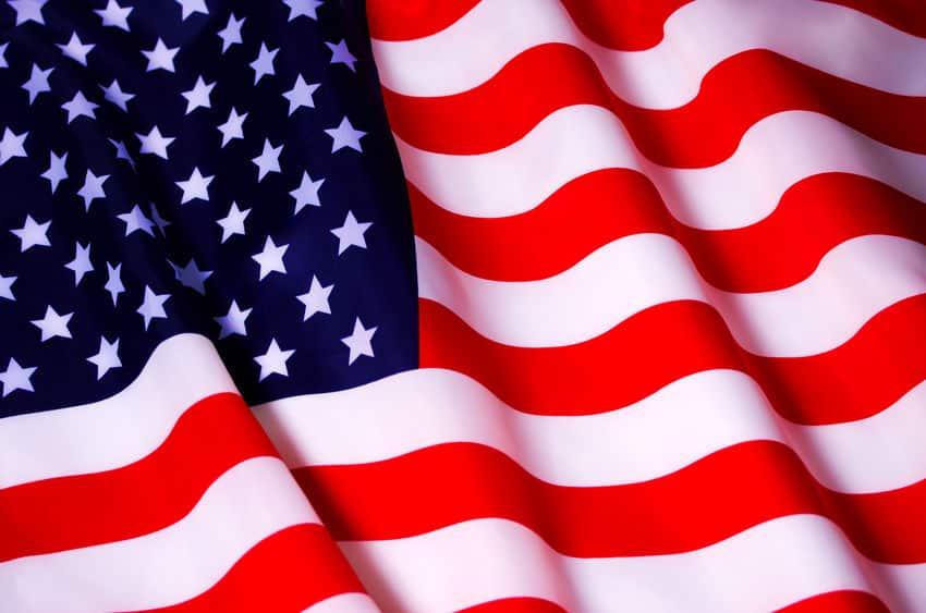 アメリカの国旗は26回もデザインが変わっているという雑学