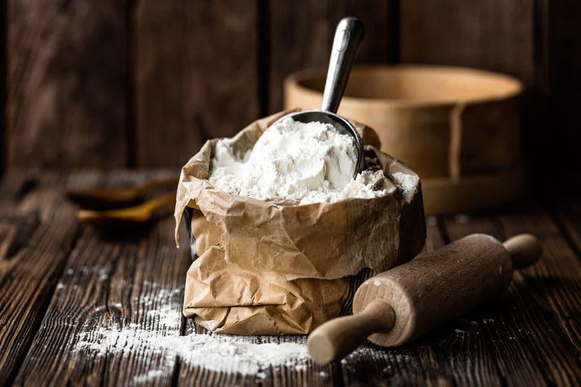 不便なんすけど…小麦粉が紙袋に入っている理由についてのトリビア