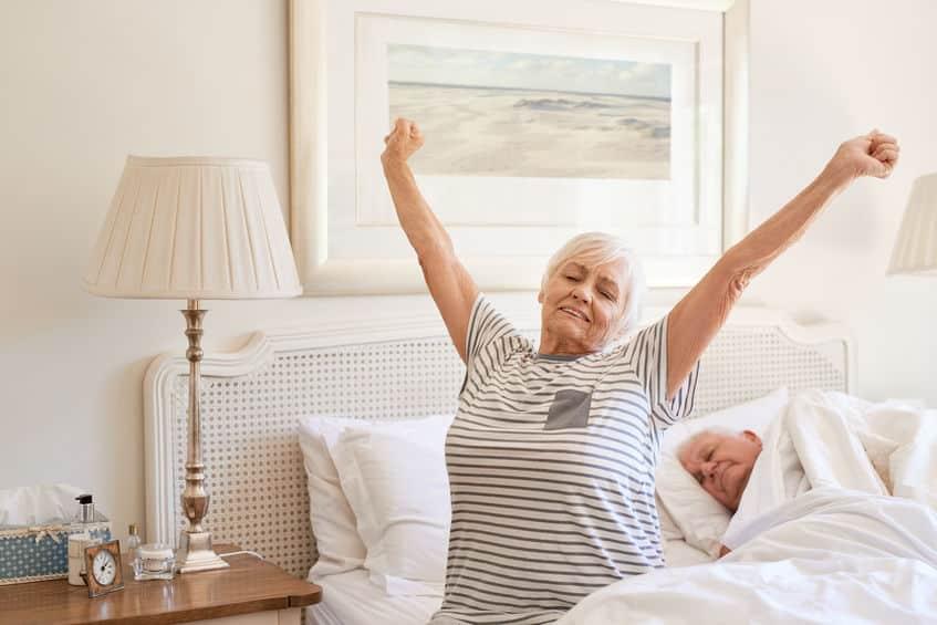 年をとると早起きする理由に関する雑学