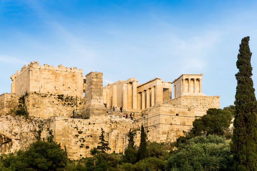 第1回アテネオリンピックの参加者は、半分以上が地元ギリシャ人だったという雑学