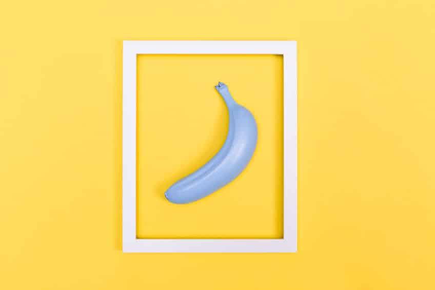 黄色いバナナは輸入が禁止されているという雑学
