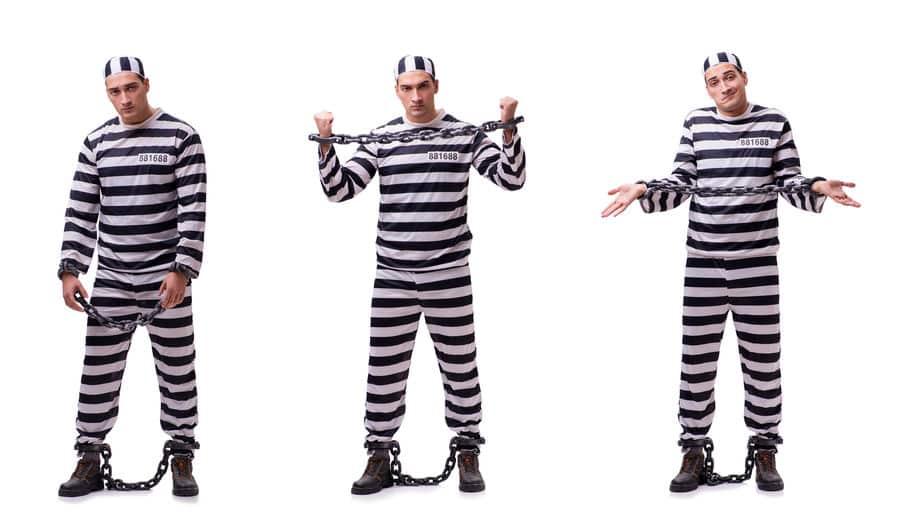 囚人服=シマ模様(ボーダー)なのはなぜ?という雑学