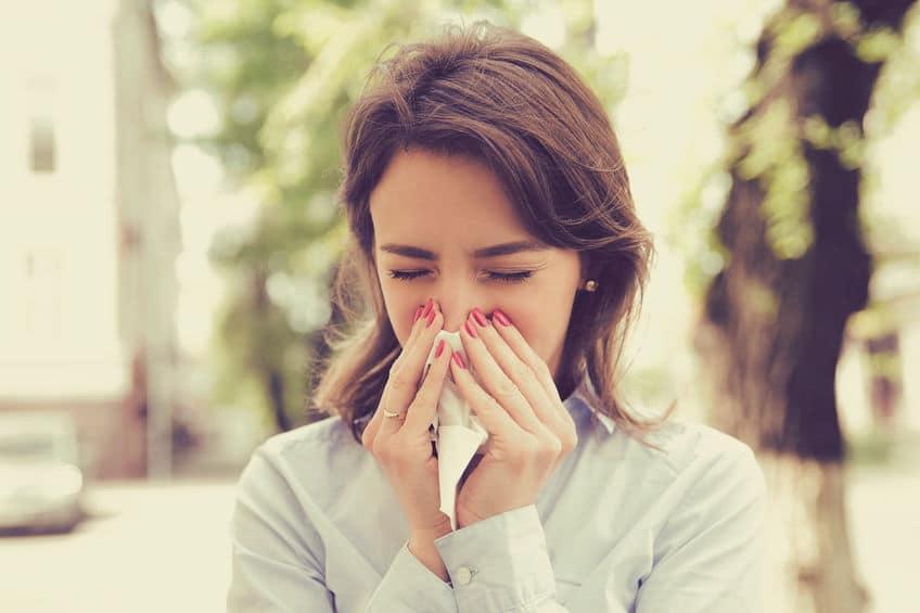 アレルギー性鼻炎も改善してくれる?というトリビア