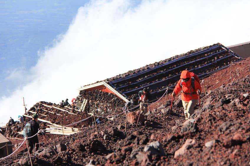 富士山には同じ「○合目」がたくさんある!というトリビア
