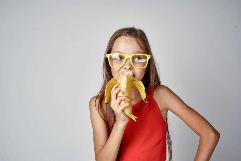 黄色いバナナは輸入禁止!色で違うバナナの栄養分についてのトリビアまとめ