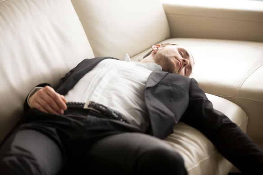 寝不足もダメだが、寝すぎても死亡リスクが高くなる。というトリビア