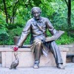 童話作家アンデルセンの人生は苦難に満ちていたという雑学