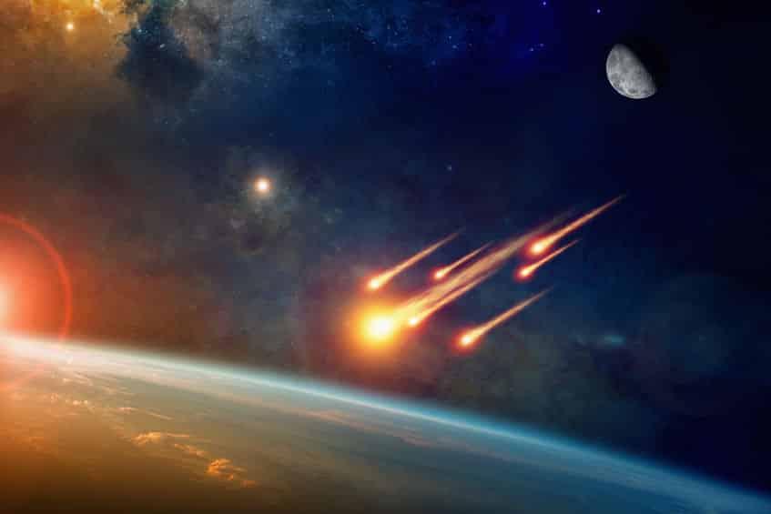 隕石の所有権は、発見者というわけではないという雑学