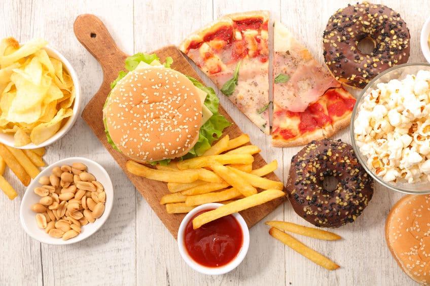 ストレスに弱くなる食べ物についてのトリビア