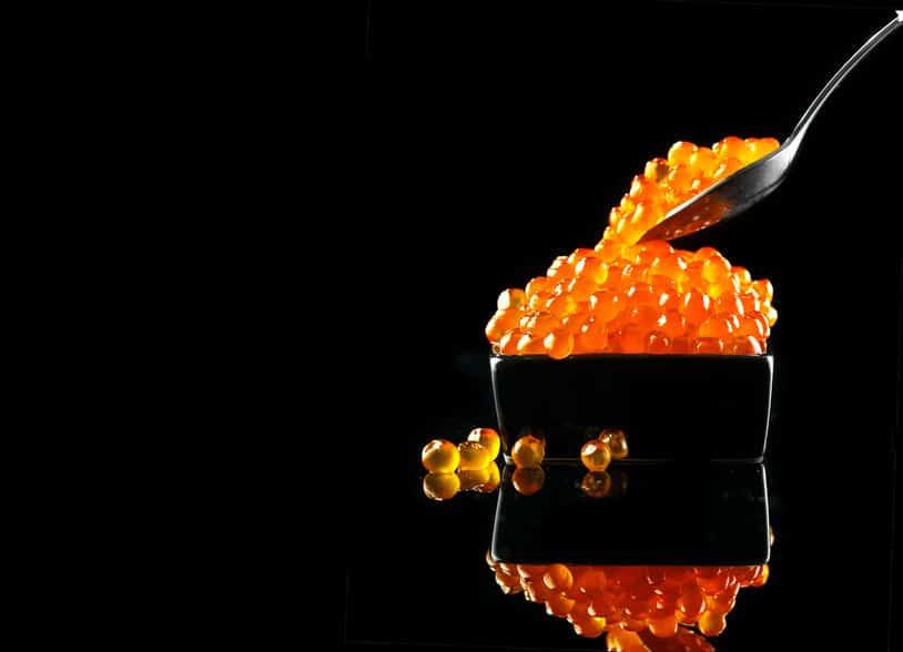 軍艦巻きは「いくらの寿司が食べたい」というお客の要望によって生まれたというトリビア