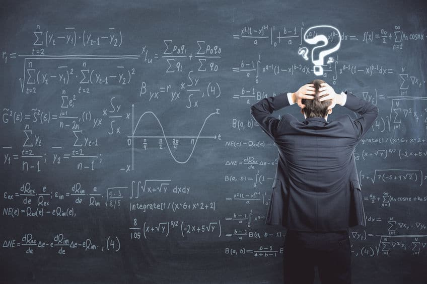 アインシュタインは計算や説明が苦手だったというトリビア