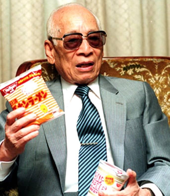 日清食品の創業者はインスタントラーメンの開発者についてのトリビア
