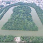 日本で一番大きな古墳は大阪にあるという雑学