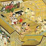 江戸時代の銭湯は混浴が当たりまえだったという雑学