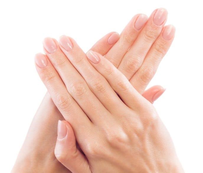 レシートで爪磨きをしてみようというトリビア