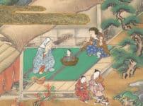 日本最古の物語は「竹取物語」という雑学