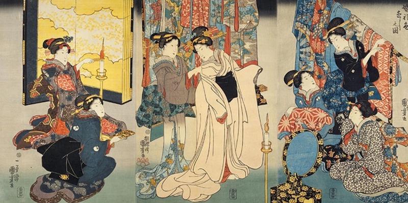 江戸時代にはおならをした人の身代わりになる人が設けられていたという雑学
