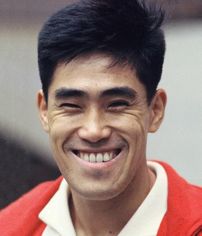 遠藤氏が獲得した東京オリンピックのメダルも紛失していたというトリビア