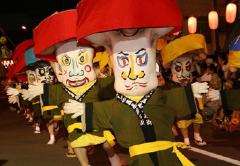 北海道富良野市では「北海へそ祭り」が開かれているというトリビア