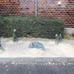 「生類憐れみの令」の影響で、中野から高円寺には犬屋敷があったという雑学