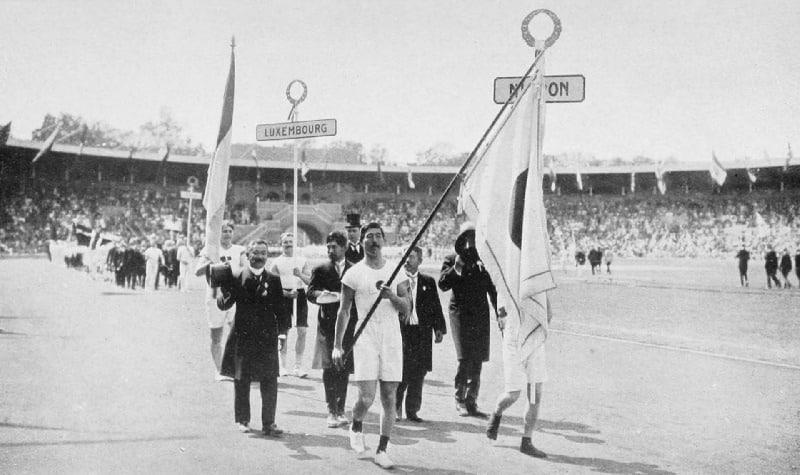 オリンピックのプラカード「NIPPON」は最初で最後だった。というトリビア