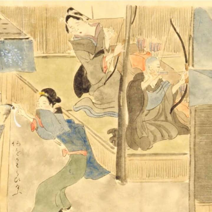 江戸時代は矢場で売春が行われていたというトリビア