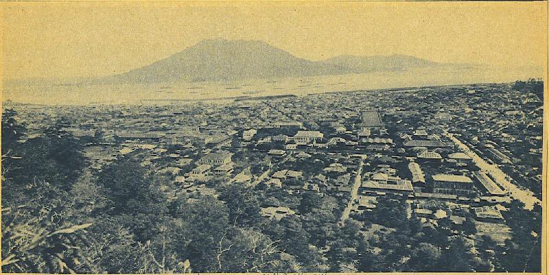 1914年の噴火が起こる前までは桜島は島だったというトリビア